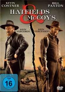 Hatfields & McCoys, 2 DVDs