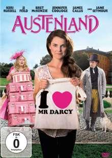 Austenland, DVD