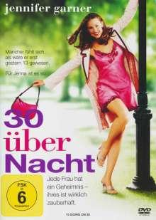 30 über Nacht, DVD