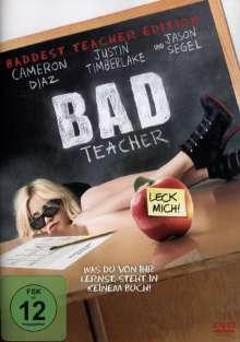 Bad Teacher, DVD