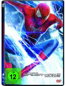 The Amazing Spider-Man 2: Rise of Electro, DVD