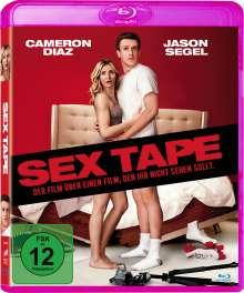 Sex Tape (Blu-ray), Blu-ray Disc