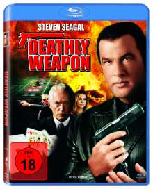 Deathly Weapon (Blu-ray), Blu-ray Disc