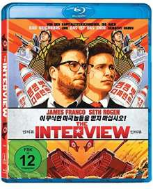 The Interview (Blu-ray), Blu-ray Disc