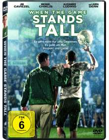 When the Game Stands Tall, DVD