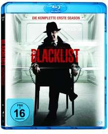 The Blacklist Staffel 1 (Blu-ray), 6 Blu-ray Discs