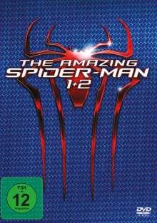 The Amazing Spider-Man 1 & 2, DVD
