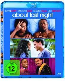 About last Night (Blu-ray), Blu-ray Disc