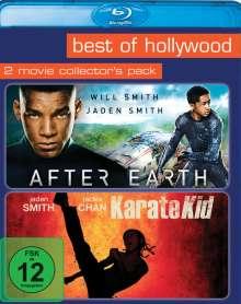 After Earth / Karate Kid (Blu-ray), 2 Blu-ray Discs