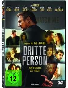 Dritte Person, DVD