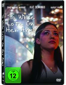 To write love on her arms, DVD
