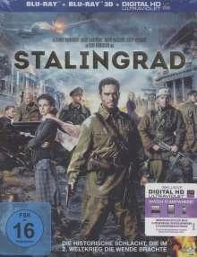 Stalingrad (2013) (3D & 2D Blu-ray), 2 Blu-ray Discs