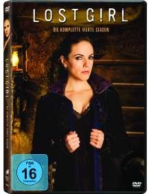 Lost Girl Season 4, 3 DVDs