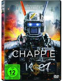 Chappie, DVD