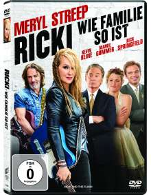 Ricki - Wie Familie so ist, DVD