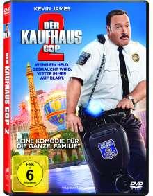 Der Kaufhaus Cop 2, DVD