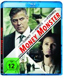 Money Monster (Blu-ray), Blu-ray Disc
