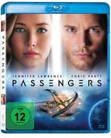Passengers (2016) (Blu-ray), Blu-ray Disc