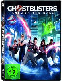 Ghostbusters (2016), DVD