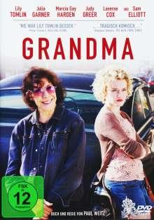Grandma, DVD