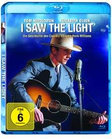 I Saw the Light (Blu-ray), Blu-ray Disc