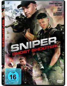 Sniper: Ghost Shooter, DVD
