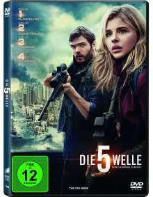 Die 5. Welle, DVD