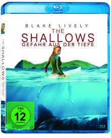 The Shallows (Blu-ray), Blu-ray Disc