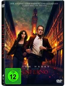 Inferno (2016), DVD