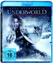 Underworld: Blood Wars (Blu-ray), Blu-ray Disc