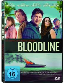Bloodline Season 1, 5 DVDs