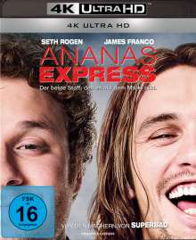 Ananas Express (Ultra HD Blu-ray), Ultra HD Blu-ray