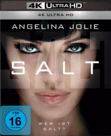 Salt (Ultra HD Blu-ray), Ultra HD Blu-ray