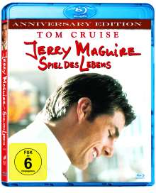 Jerry Maguire (20th Anniversary Edition) (Blu-ray), Blu-ray Disc