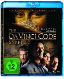 The Da Vinci Code - Sakrileg (Anniversary Edition) (Blu-ray), Blu-ray Disc