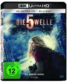 Die 5. Welle (Ultra HD Blu-ray & Blu-ray), 1 Ultra HD Blu-ray und 1 Blu-ray Disc