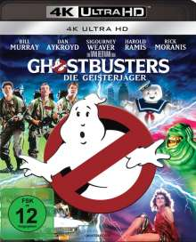 Ghostbusters (Ultra HD Blu-ray), Ultra HD Blu-ray