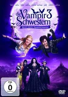 Die Vampirschwestern 3, DVD