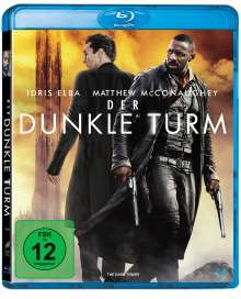 Der dunkle Turm (Blu-ray), Blu-ray Disc