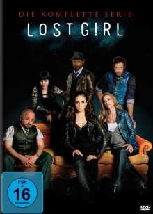 Lost Girl (Komplette Serie), 18 DVDs