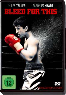 Bleed for this, DVD