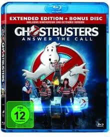 Ghostbusters (2016) (Blu-ray), 2 Blu-ray Discs