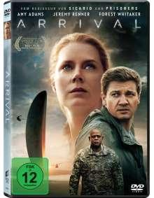 Arrival, DVD