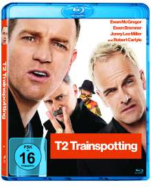 T2 Trainspotting (Blu-ray), Blu-ray Disc