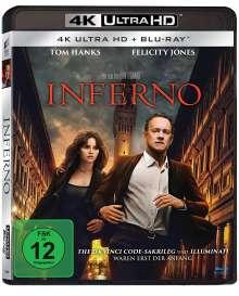 Inferno (2016) (Ultra HD Blu-ray & Blu-ray), 1 Ultra HD Blu-ray und 1 Blu-ray Disc
