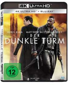 Der dunkle Turm (Ultra HD Blu-ray & Blu-ray), 1 Ultra HD Blu-ray und 1 Blu-ray Disc