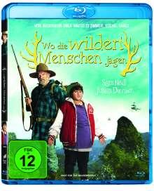 Wo die wilden Menschen jagen (Blu-ray), Blu-ray Disc