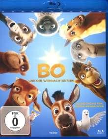 Bo und der Weihnachtsstern (Blu-ray), Blu-ray Disc