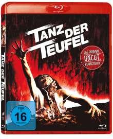 Tanz der Teufel (Uncut) (Blu-ray), 2 Blu-ray Discs