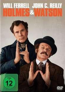 Holmes & Watson, DVD